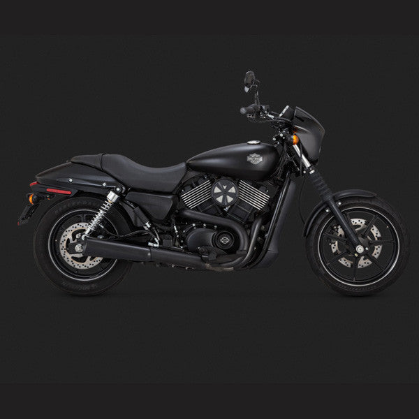 Vance & Hines Competition Series Slip-ons - Street 750