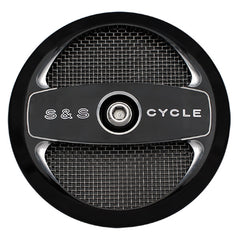 S&S Air 1 Air Cleaner Cover - Stealth Black