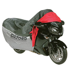 Oxford Rainex Deluxe Bike Cover-Large