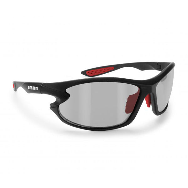 fe0dcdf6bf Buy Bertoni Photochromic Polarized Sports Sunglasses-P676FTC Online India –  High Note Performance