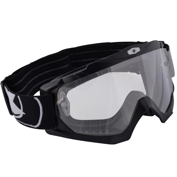 Oxford Assault Pro Matte Black Goggles