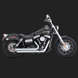 Vance & Hines Big Shots Staggered - Dyna