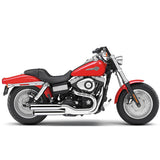 "Cobra 3"" Slip-on Mufflers - Dyna Fat Bob"