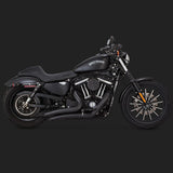 Vance & Hines Exhausts - Big Radius 2-2 - Sportster