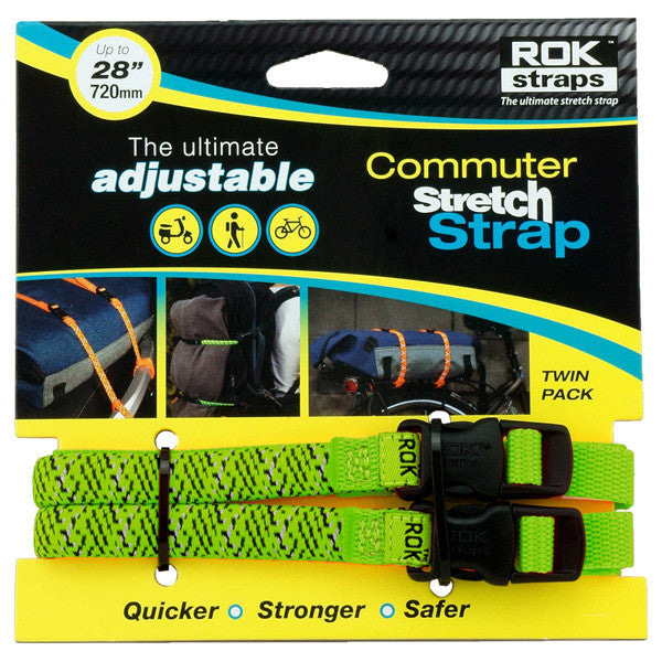 Oxford ROK Straps LD 12mm Adjustable