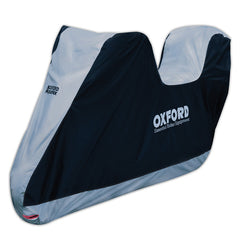 Oxford Aquatex Top Box Bike Cover-Large