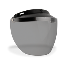 Bell 3 Snap MXL Flip Face Shield - Light Smoke