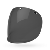 Bell Shield 3 Snap Retro - Dark Smoke