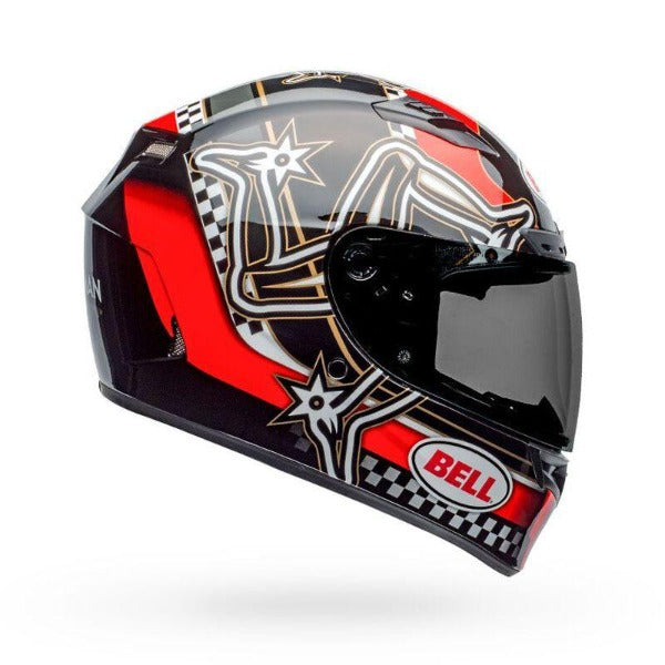 Bell Qualifier DLX MIPS Isle of Man 2020 Helmet