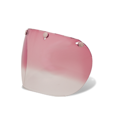 Bell Shield 3 Snap Retro - Pink Gradient