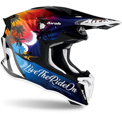Airoh Twist 2.0 Lazy Boy Gloss Helmet