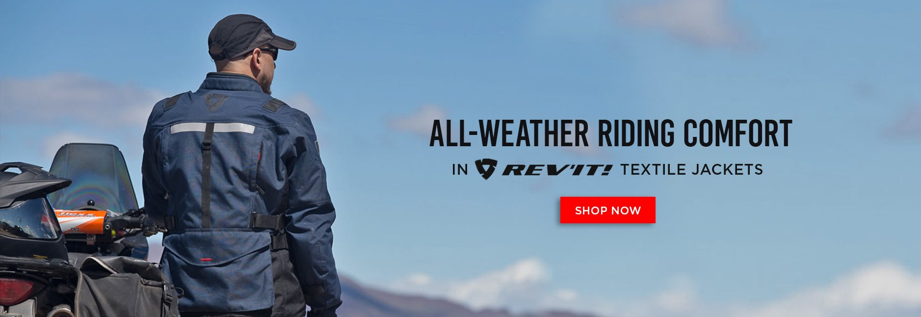 Rev'it! Textile Jackets