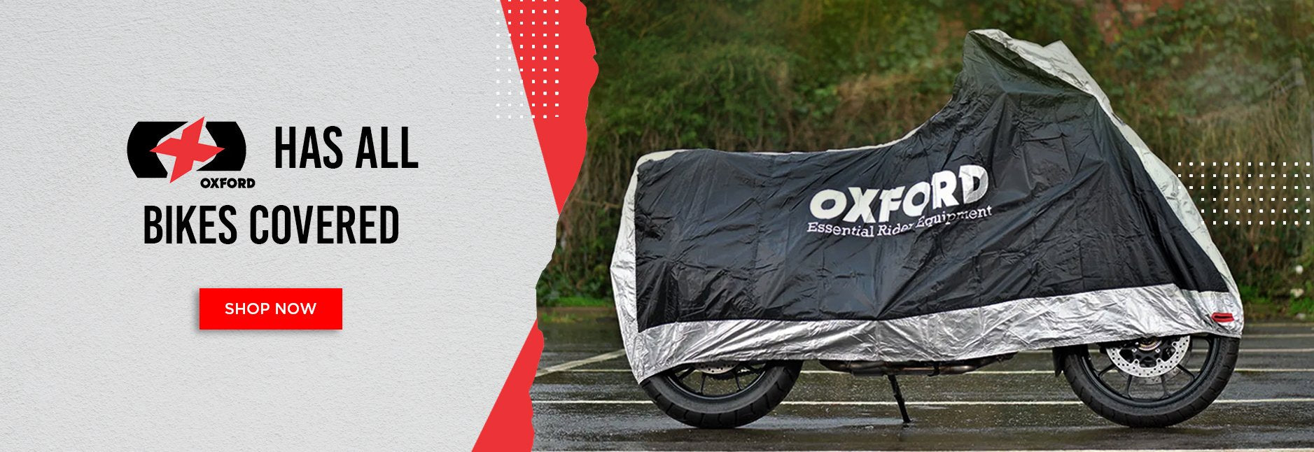 Oxford Bike Cover