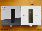 BEWARE OF FAKE PAX 3 VAPORIZER CIRCULATING!