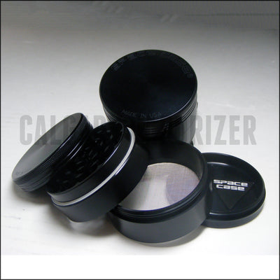 Space Case 4 Piece Magnetic Titanium Grinder-Medium