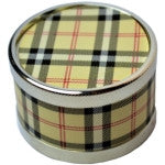 Burberry 3 Piece Metal Grinder