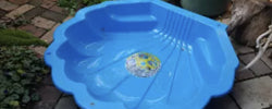 Where to donate clam shell pools in Australia