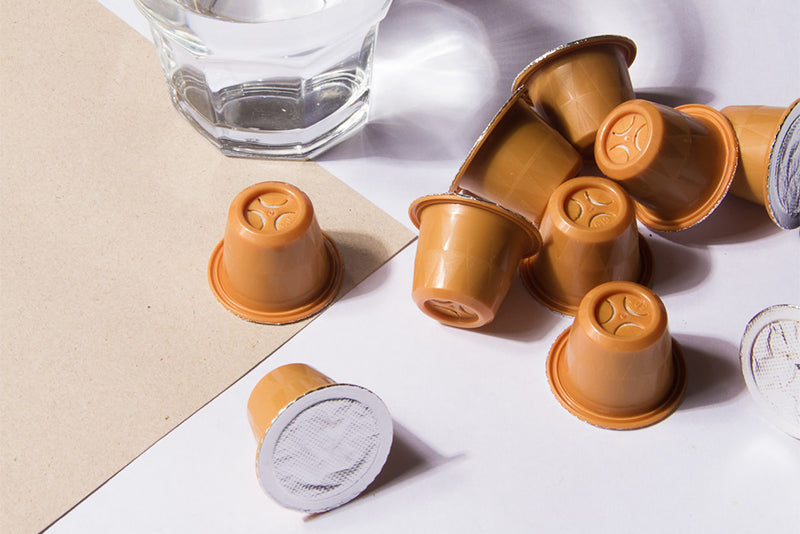 Which reusable / refillable coffee pod is best for Nespresso Inissia capsule machines