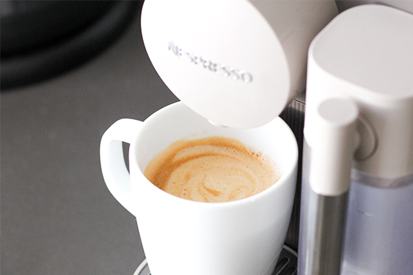 Dirty Nespresso machine? Here's how to clean it properly