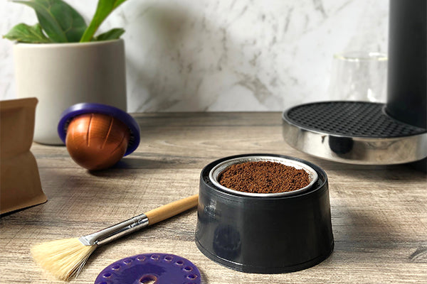 Nespresso Vertuoline hack: DIY coffee capsules, fill & reuse your bases
