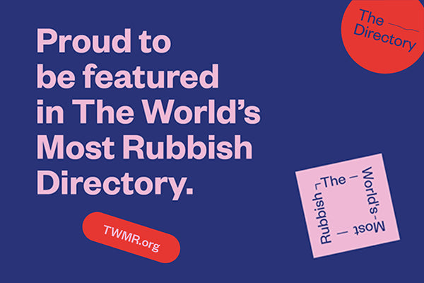 Crema Joe has featured on The World's Most Rubbish Directory