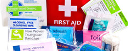 Where to donate first aid / medical supplies in Australia