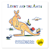 Lenny And The Ants by Jessica Chapnik Kahn