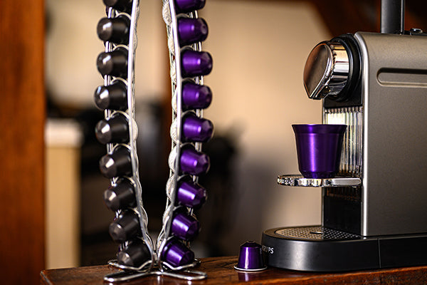 With Nespresso boutiques closed, consumers are switching to refilling coffee pods