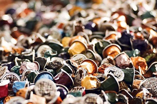 Recycling coffee pods is a bandaid solution for a much bigger waste issue