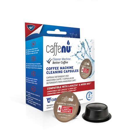 Lavazza A Modo Mio Coffee Machine Cleaning Capsules / Pods