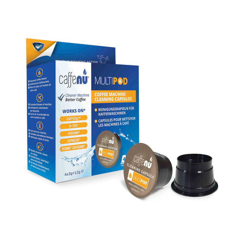 CaffeNu Multipod Cleaning Capsules