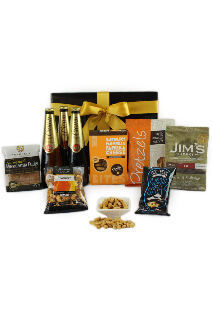 Coffee lovers gluten free adore gift baskets beers cheers hamper negle