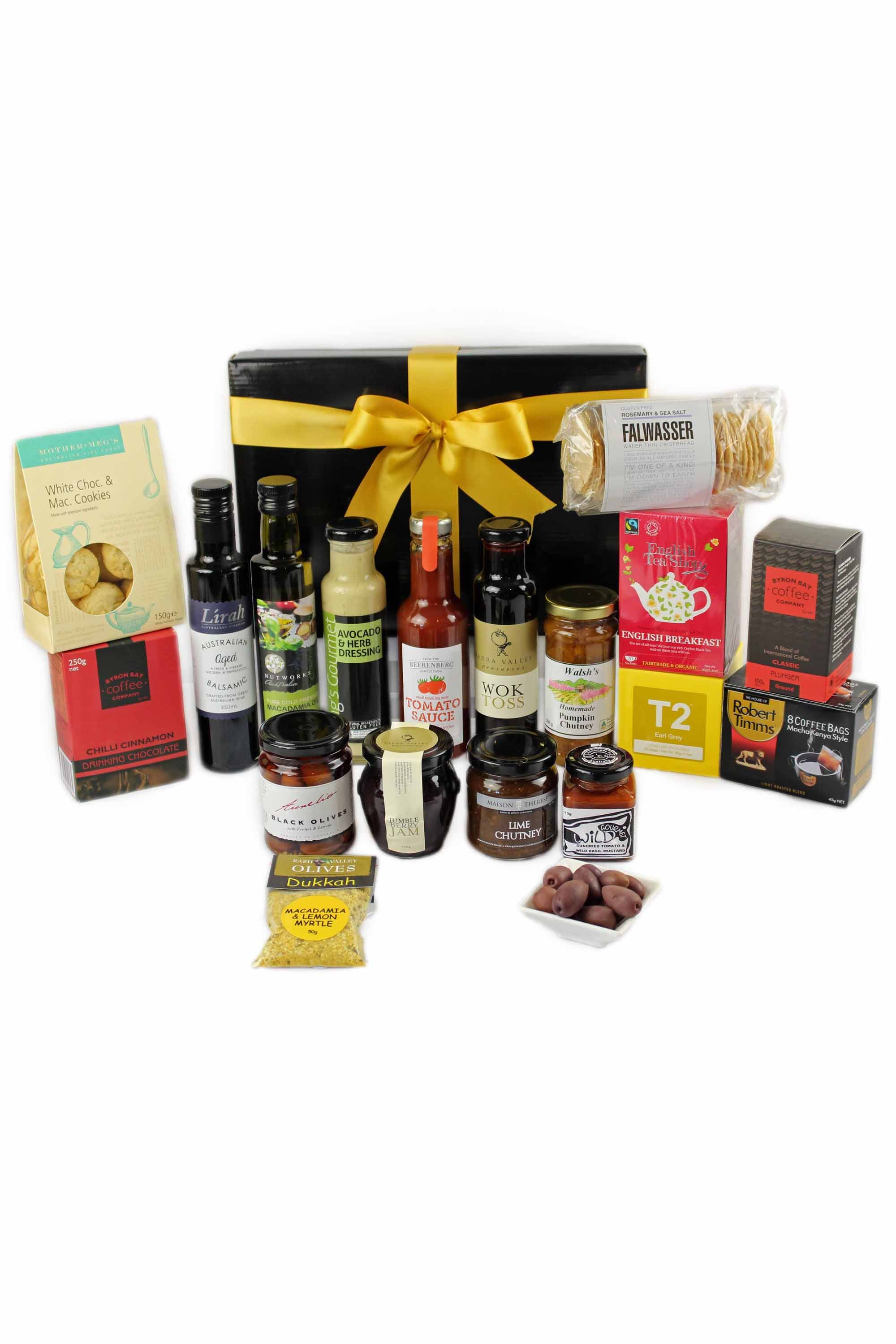 Giant Gourmet Hamper Adore Gift Baskets