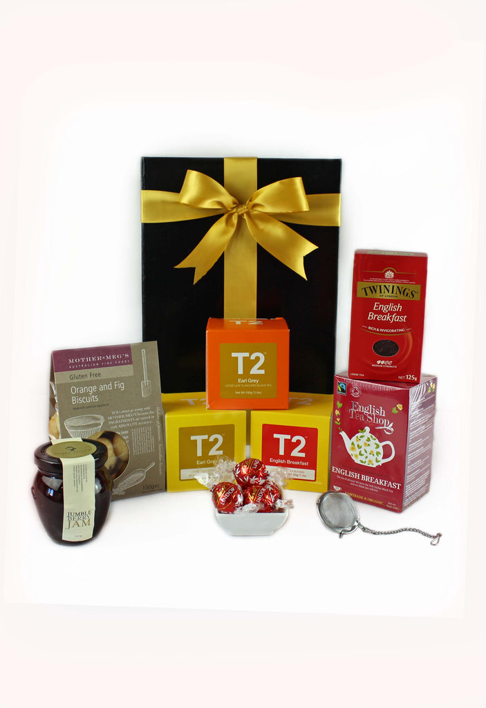 Adore gift baskets gift boxes and gift hampers toowoomba tea hamper gluten free negle