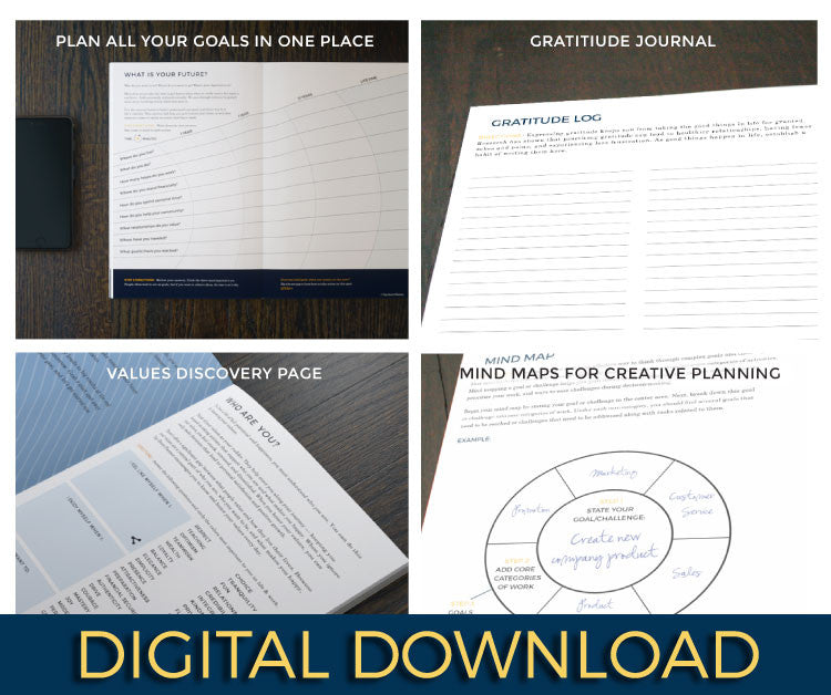 the productivity planner pdf download
