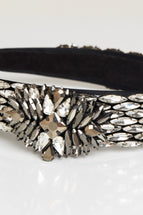 FULL DIAMANTE HEADBAND