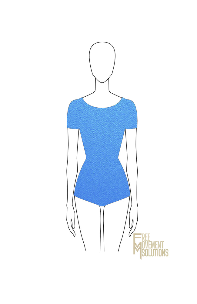Load image into Gallery viewer, Short Sleeve Leotard