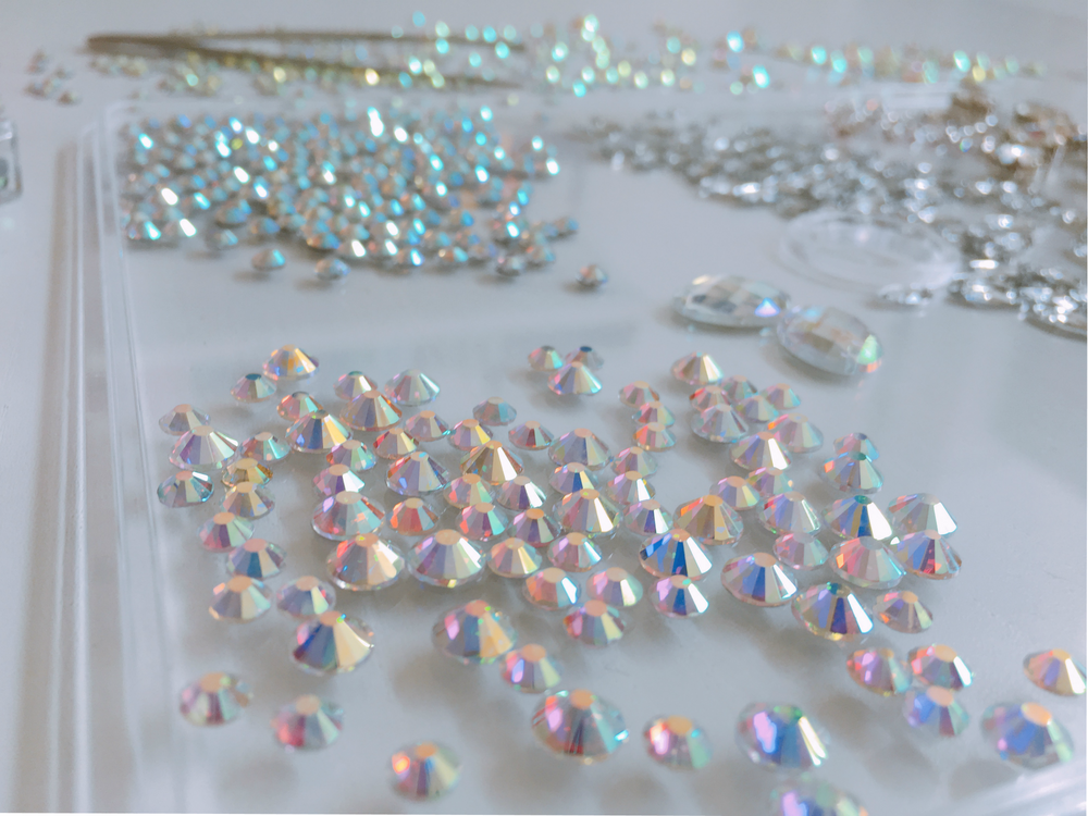 Supplementary Workshop - Rhinestones