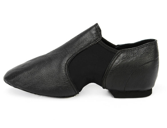 Slip On Leather Jazz Shoes