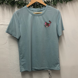 Embroidery Jerry Shirt