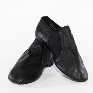 Load image into Gallery viewer, Slip On Leather Jazz Shoes