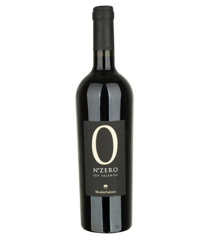 Cantine Menhir N'Zero Negroamaro IGP Salento 2013 - Perfect Cellar - 1