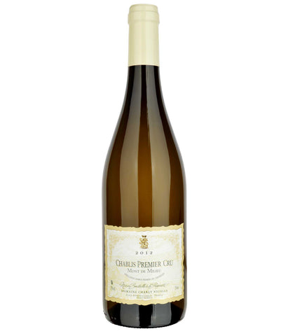 Domaine Charly Nicolle Chablis Premier Cru Mont de Milieu 2013 - Perfect Cellar - 1