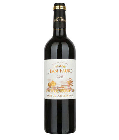 Château Jean Faure St Emilion Grand Cru 2009 - Perfect Cellar - 1