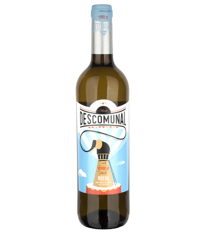Cuatro Rayas Descomunal Verdejo 2015 - Perfect Cellar - 1