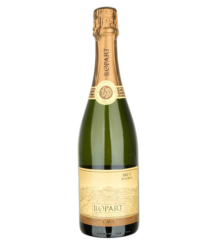 LLopart Brut Reserva 2014 - Perfect Cellar - 1