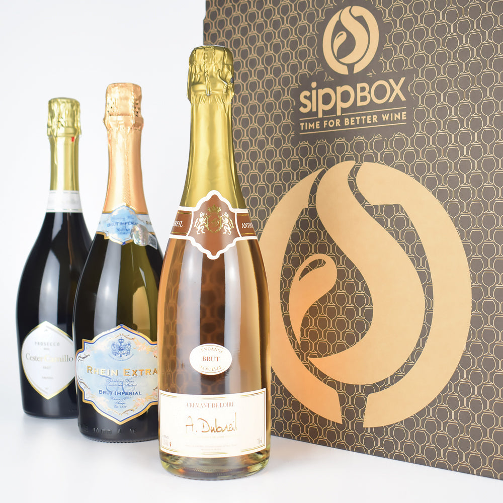 Sparkling Box - looking beyond Champagne - sipp