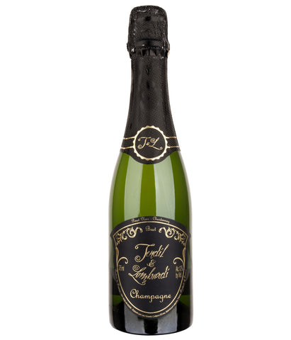 Tendil & Lombardi Cuvée Brut Champagne NV Half Bottle - Perfect Cellar - 1