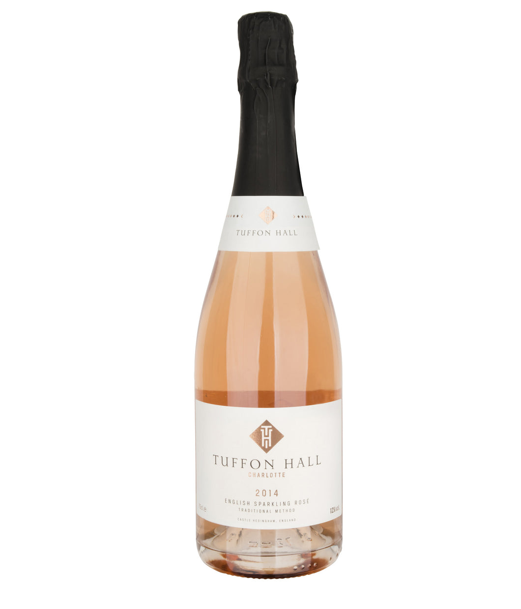 Tuffon Hall English Sparkling Rosé 2014 - sipp
