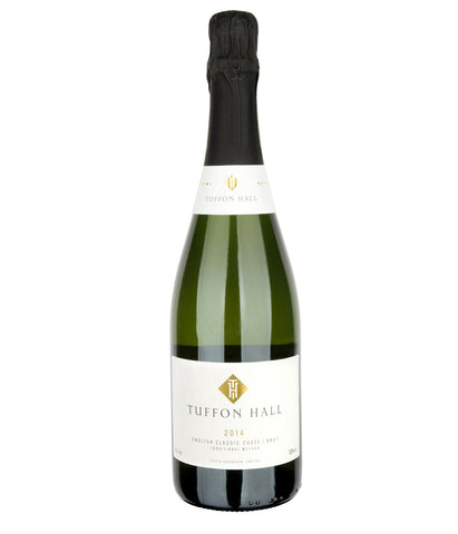 Tuffon Hall English Sparkling Brut 2014 - Perfect Cellar - 1